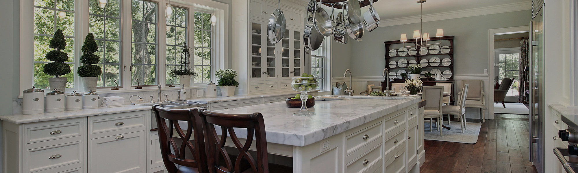 Custom cabinetry and kitchen design, granite countertops in ...