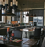 Charcoal Gray Kitchen